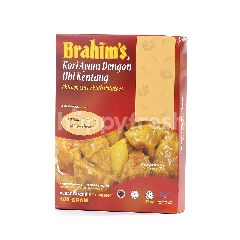 Brahim'S Chicken Curry With Potatoes