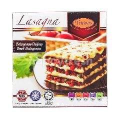 Tricious Lasagna Beef Bolognese