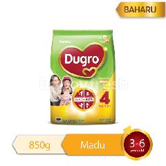 Dugro 4 Honey Formulated Milk Powder 850g
