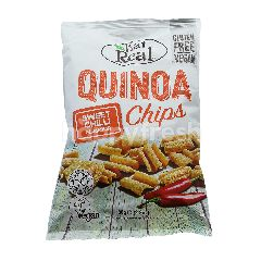 Eat Real Sweet Chili Flavour Quinoa Chips