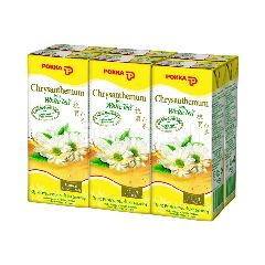 Pokka Chrysanthemum White Tea (250ml x 6)
