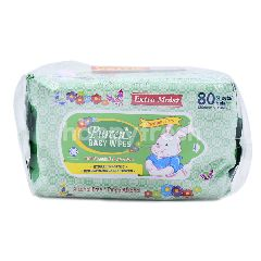 Pureen Baby Wipes (2 Packets)