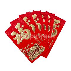 Red Ang Pao Envelope