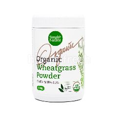 SIMPLY NATURAL Organic Wheat Grass Powder