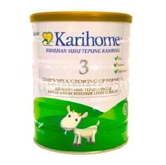 KARIHOME Goat MIlk Growing Up Formula