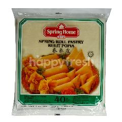 Spring Home Spring Roll Pastry