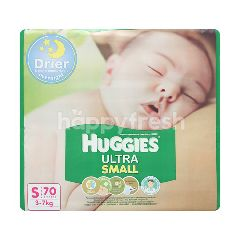 HUGGIES S Size Ultra Diapers