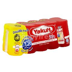 Yakult Double Pack Ace Cultured Milk Drink